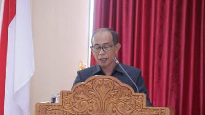 Fraksi DPRD Demokrat Payakumbuh Pertanyakan Pembangunan Masjid Agung