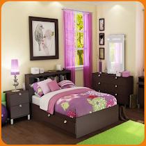 Teenage Bedroom Design Ideas - screenshot thumbnail 06