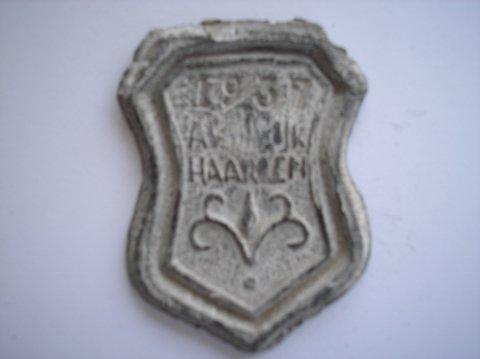Naam: A. van EijkPlaats: HaarlemJaartal: 1937