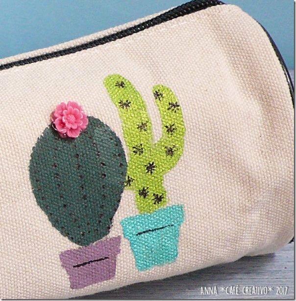 Usare Big Shot e Fustelle per abbellire un astuccio con i cactus