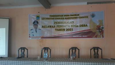 Seluruh Pemerintah Desa Kecamatan Cianjur Gelar Pelatihan Pendataan SDGs