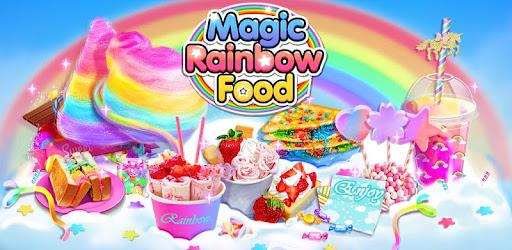 Приложения в Google Play – Magic Rainbow Unicorn Foods ...