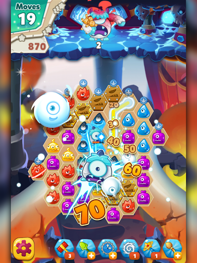 Monster Busters: Ice Slide screenshots 15