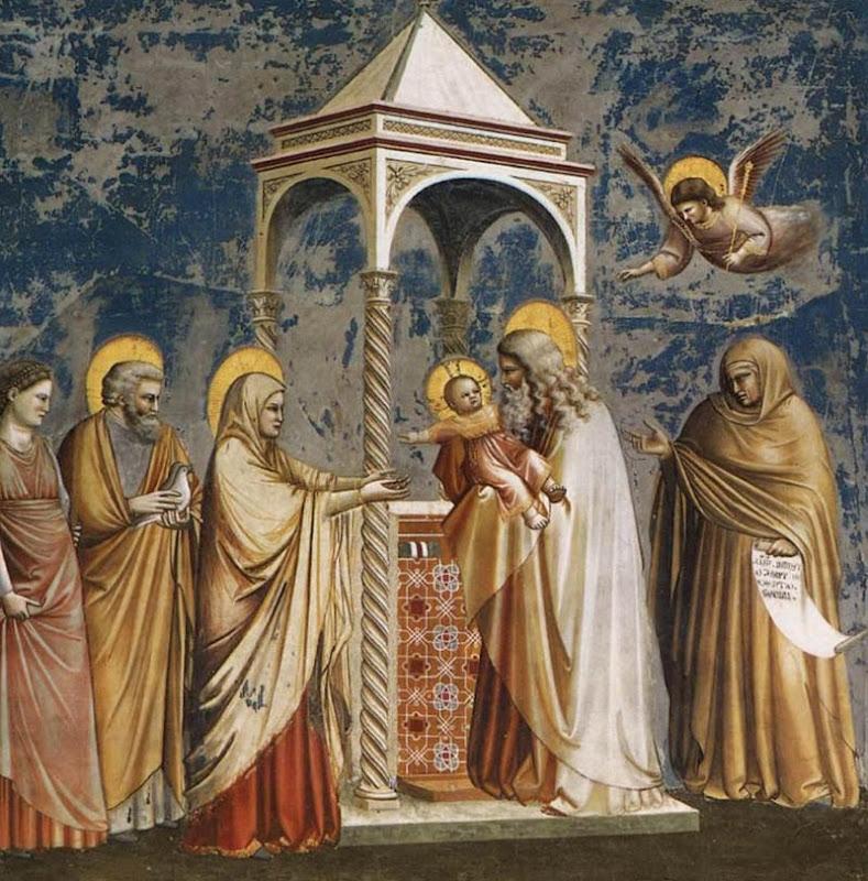 03 Presentazione di Gesu al Tempio