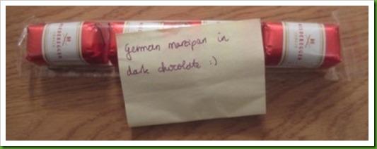 German Marzipan