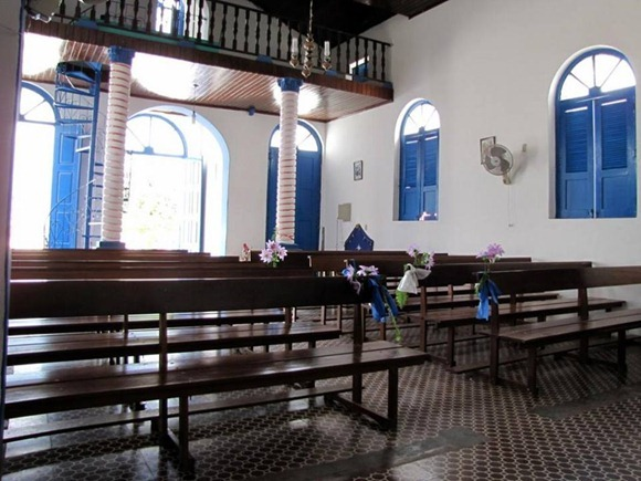 Igreja Matriz São José do Periá - Humberto de Campos, foto:Túlio Tsuji