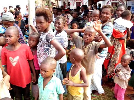 SOS de l'UNICEF pour 400 000 enfants malnutris — Kasaï