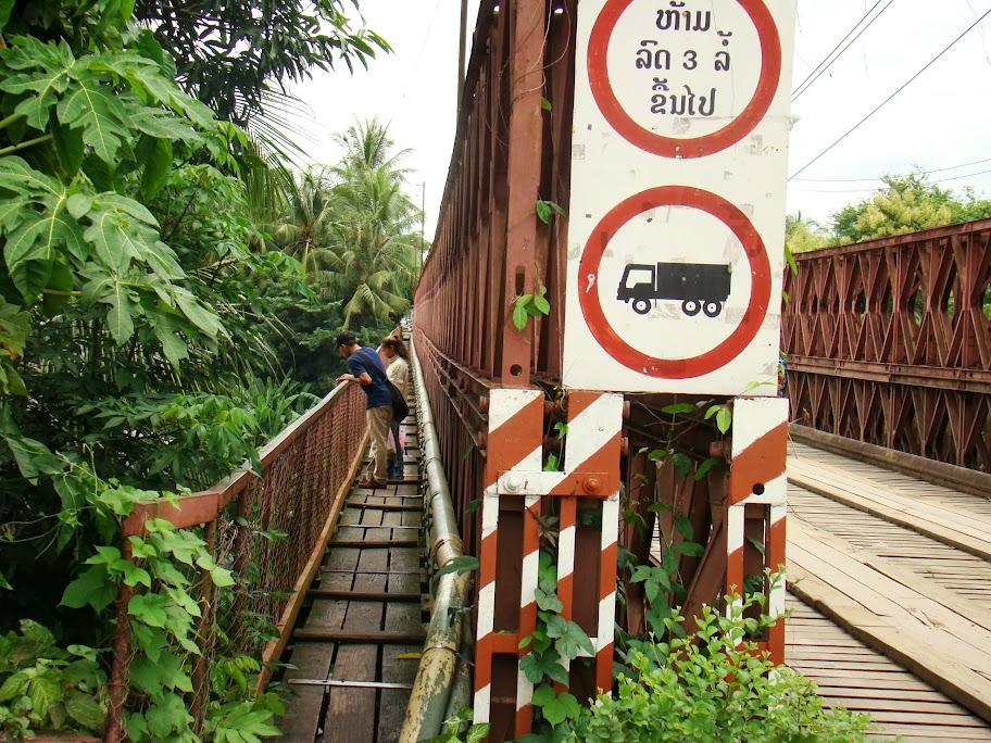 El puente, parte rodada