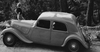 Citroen Traction 7S 1934