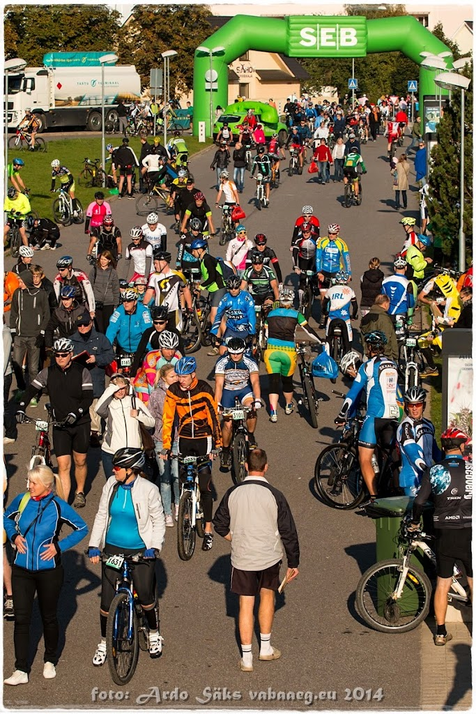 SEB 17. Tartu Rattamaraton 2014.09.21 / foto: Ardo Säks, www.vabaaeg.eu