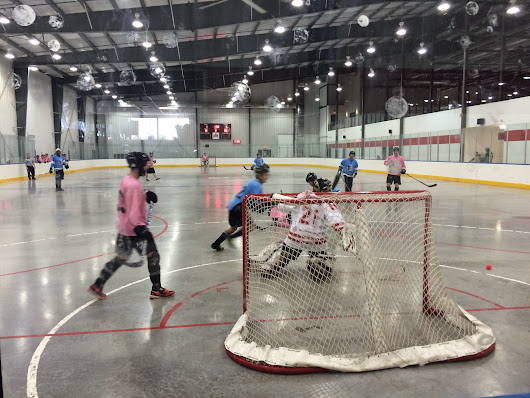 Saturday night and ball hockey  – Toronto and Oakville