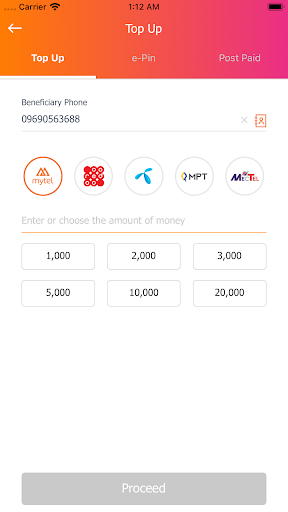 MytelPay 2.0.4 screenshots 5