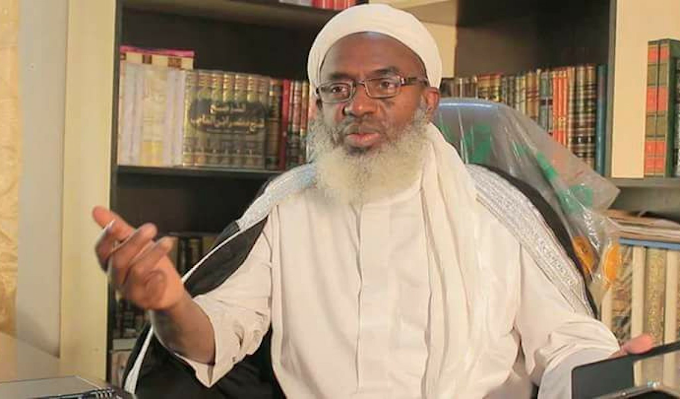 If Coup Plotters Are Pardoned During Military Regime, Why Not Bandits – Sheikh Gumi