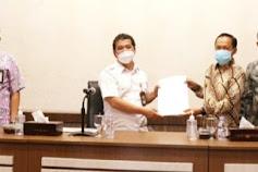 Pjs Wali Kota Minta OPD Berikan Data Valid Terkait Penanganan Covid-19 & APBD