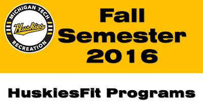 Fall 2016 HuskiesFit Program Guide