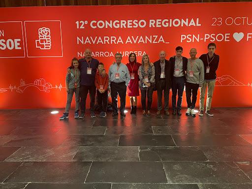 12 Congreso PSN-PSOE