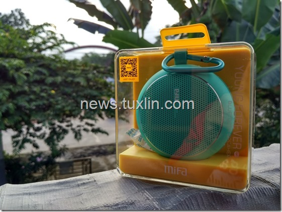 Mifa F1 Outdoor Bluetooth Speaker: Hands On & Preview