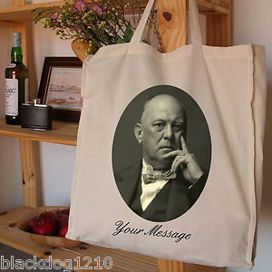 Aleister Crowley Short Biography Image