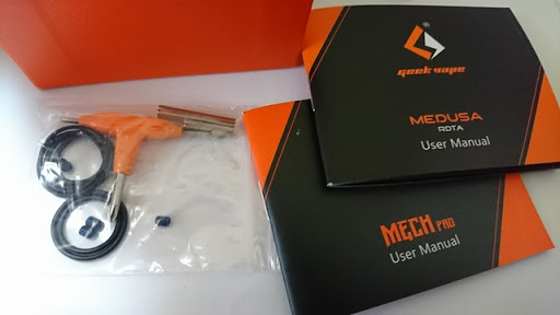 DSC 2163 thumb%25255B2%25255D - 【メカニカル】VAPEJPオリジナル!?「Geekvape Mech Proキット with Medusa RDTA」レビュー。セミメカニカルの18650シングル/デュアル両対応モデル!