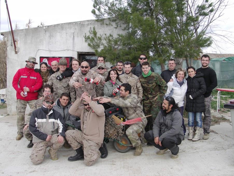 """Fotos de la partida """"Tercer aniversario, Operación FrankWofl""""10-02-13. PICT0290"""