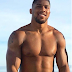 Ehhehh: Ladies stay back, because this Shirtless photo of Anthony Joshua flaunting his physique would make you fall
