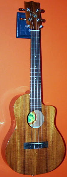 Winkler Woods Big Island Tenor Ukulele