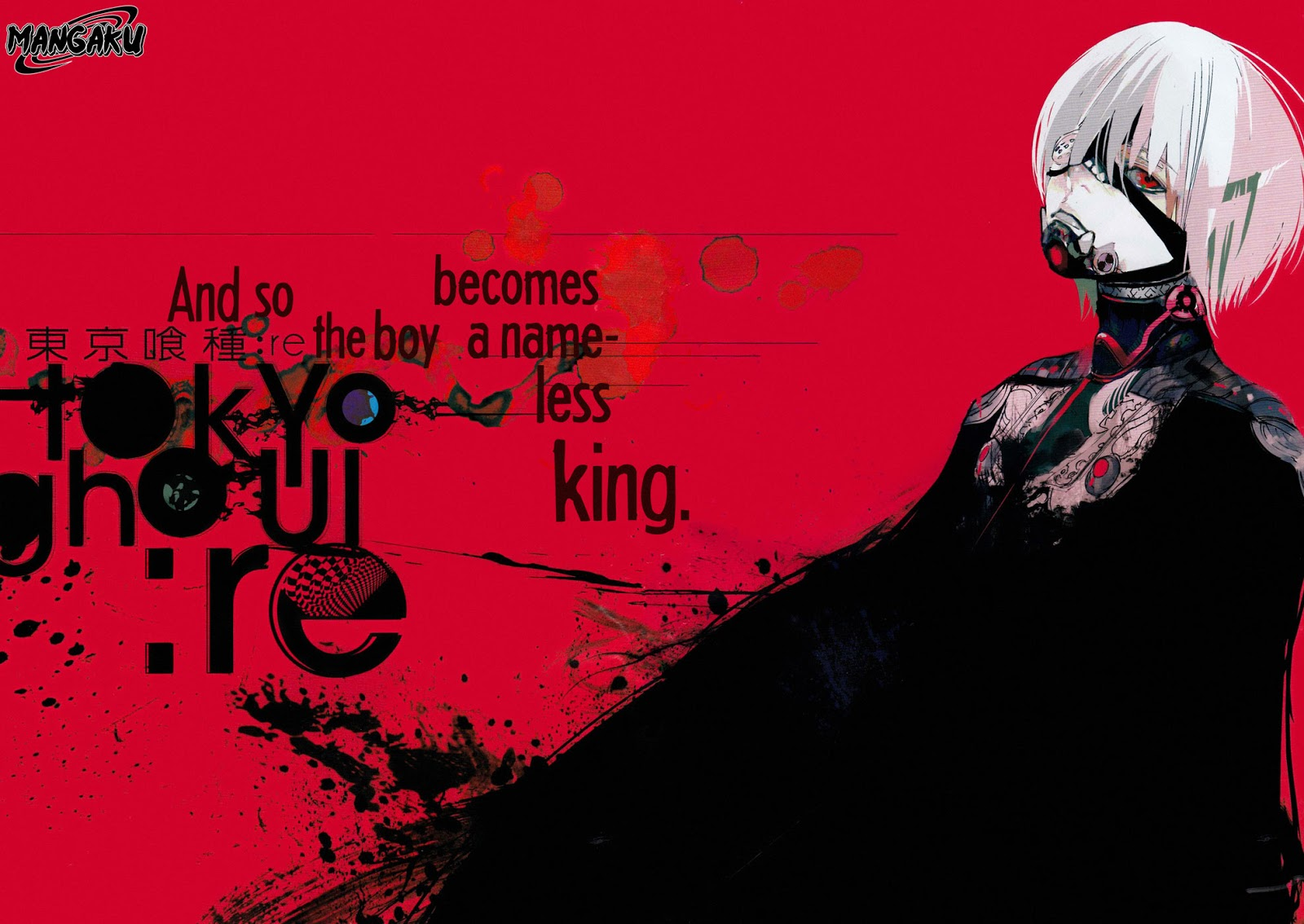 Tokyo Ghoul: Re Chapter 100-2