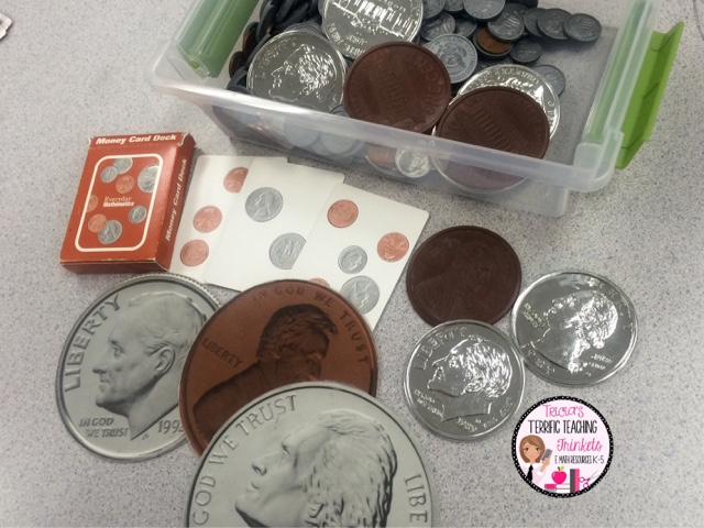 Looking for great ways to teach coins? Then you're going to love the three ideas here! Your 1st, 2nd, or 3rd grade students will be engaged and learning, PLUS having fun! Click through to see money book ideas, anchor chart inspiration, and a few resources you can use. These work great for first, second, or third graders in your classroom or homeschool. What are you waiting for? These ideas work well for the entire class, small groups, morning work, and even centers or stations.