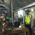 Wadansat Brimob Poldasu Pimpin Operasi Yustisi Siang Hingga Malam Hari