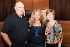 Pat Pruitt, Becki Newton and Tena Pruitt.