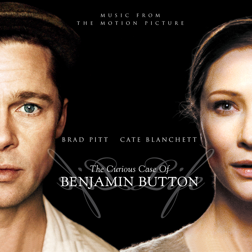 Album Artist: Alexandre Desplat / Album Title: The Curious Case of Benjamin Button (Music from the Motion Picture) [Fixed-Height-of-Portraits Custom Album Art]