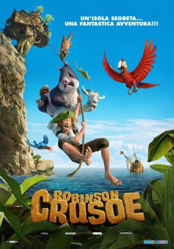 Robinson Crusoe โรบินสัน ครูโซ ผจญภัยเกาะมหาสนุก