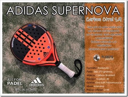 Análisis Adidas Supernova Carbon Ctrol 1.9