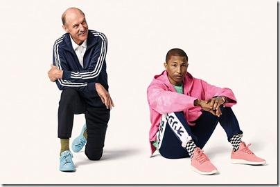 adidas Originals Stan Smith X Parrell Williams Tennis HU Pastel 06