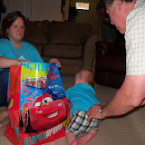 Marshalls First Birthday Party - 115_6642.JPG