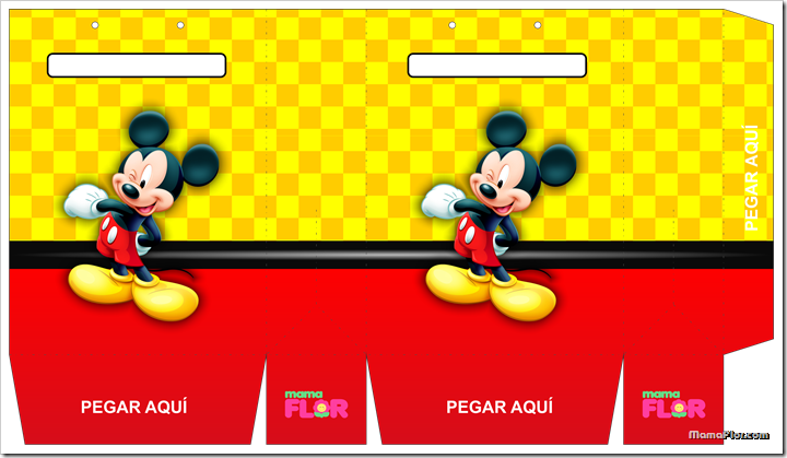 Bolso Mickey