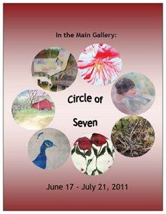 Circle of Seven: A Group Art Exhibition