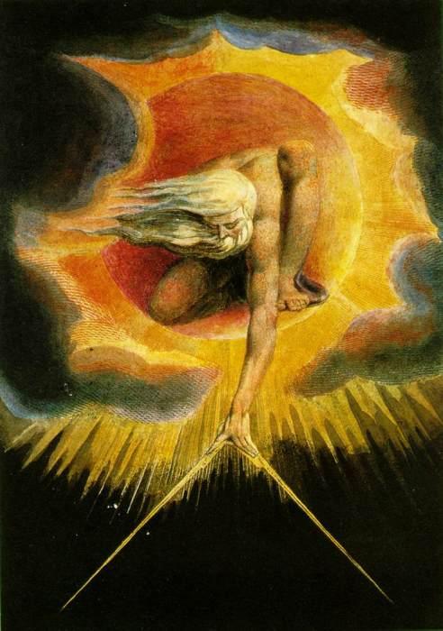 The Ancient Of Days 1794 By William Blake, William Blake