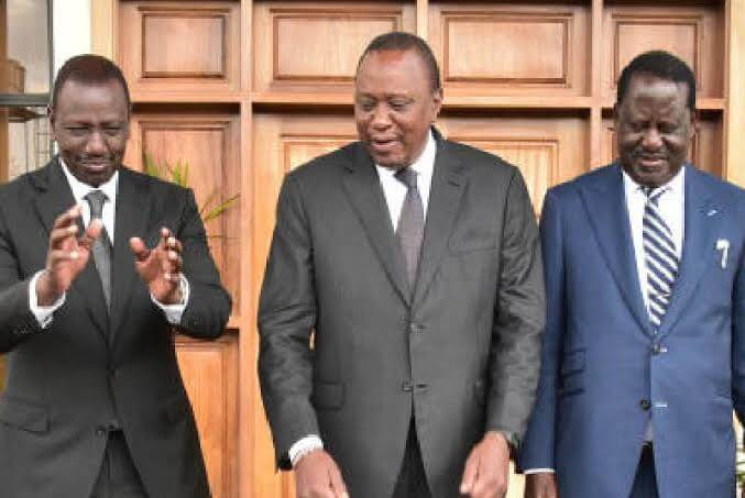 President Uhuru, Dp Ruto, ODM Raila set to visit Coast Region. PHOTO | SG