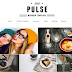 Pulse Responsive Blogger Template