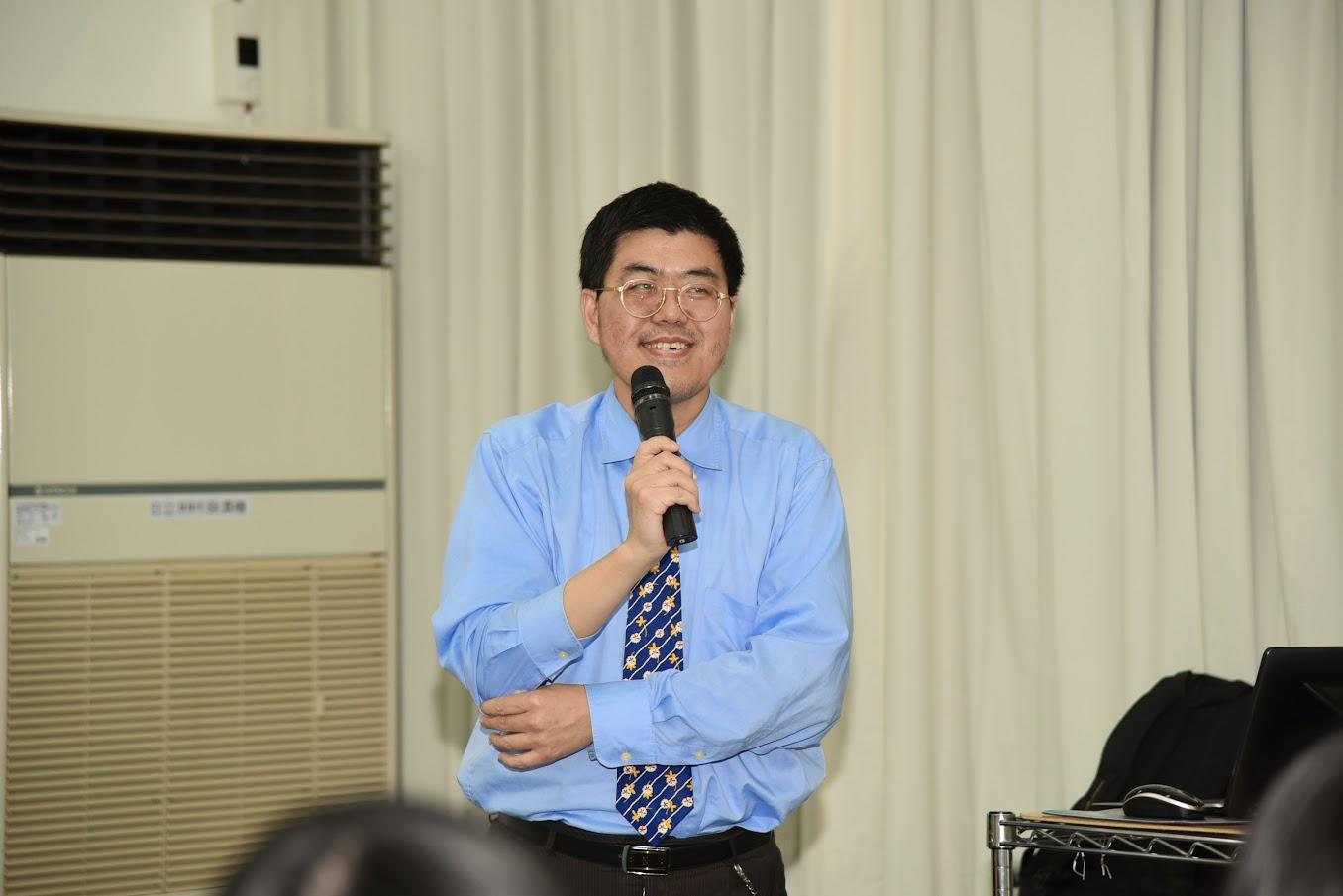 蔡志申教授