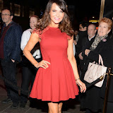 Ranvir OIC - ENTSIMAGES.COM - Lizzie Cundy at the Lord of the Dance: Dangerous Games in London 17th March 2015  Photo Mobis Photos/OIC 0203 174 1069