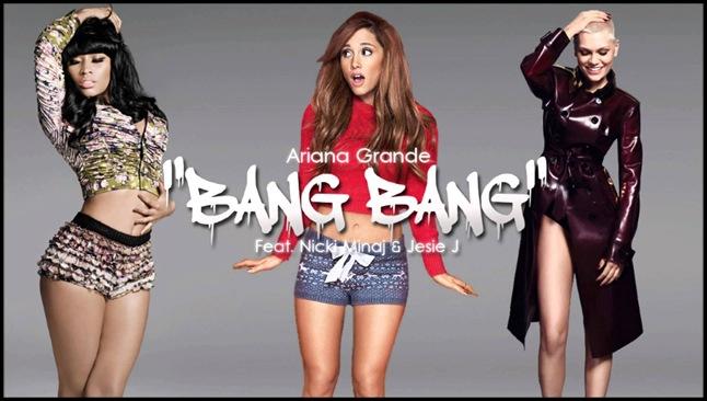 Jessie J, Ariana Grande y Nicki Minaj - Bang bang