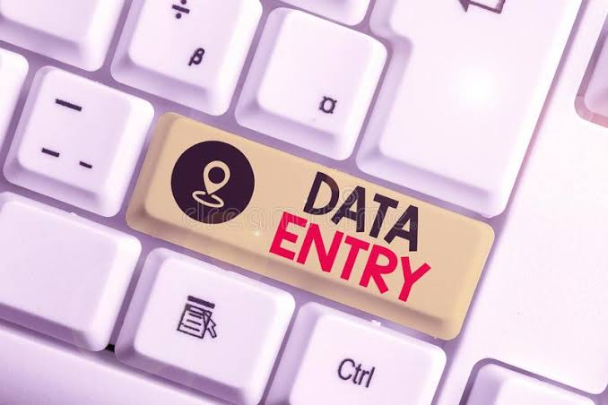 Data Entry Pass Premium Templates For Blogger