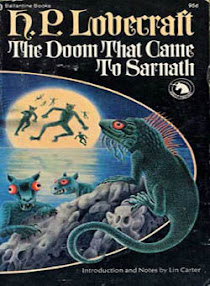 Cover of Howard Phillips Lovecraft's Book The Doom That Came to Sarnath