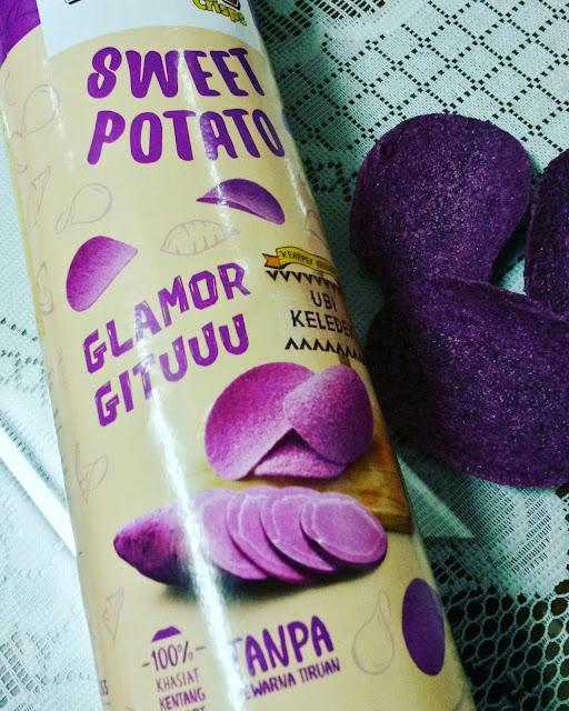 Akhirnya Dapat Juga Mister Potato Purple
