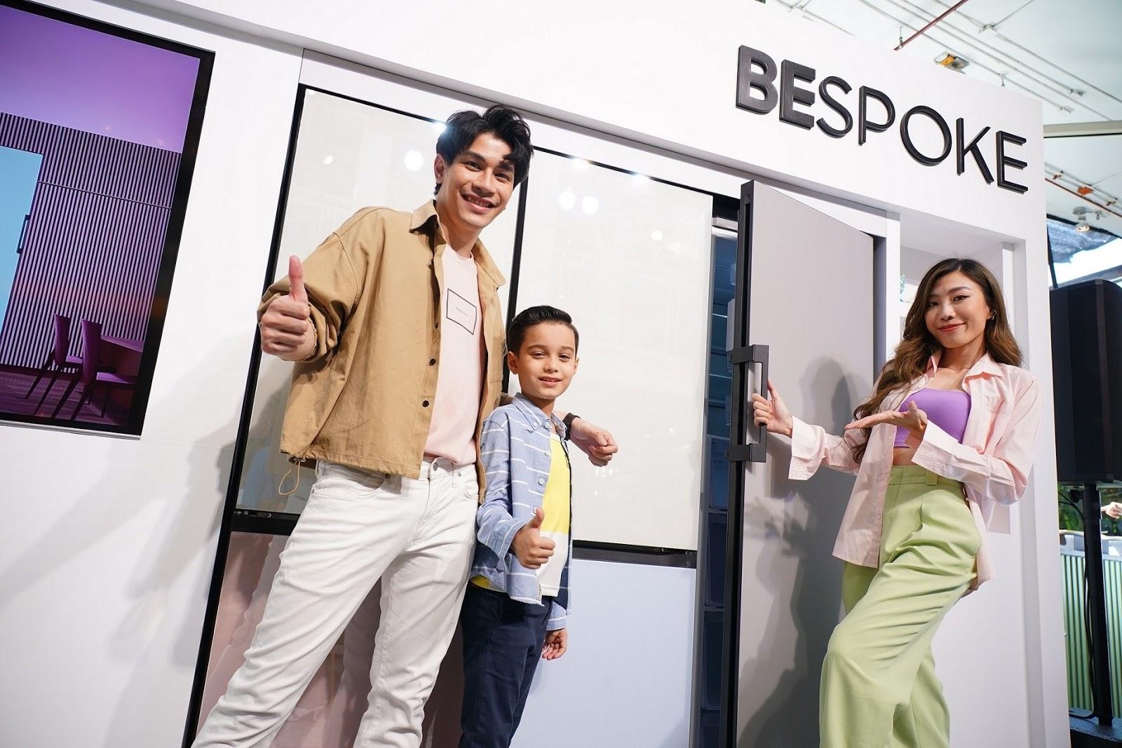 ครั้งแรกของเมืองไทยกับการเปิดตัวเครื่องใช้ไฟฟ้าแนวคิดใหม่ Samsung BESPOKE พลิกคอนเซ็ปต์ไลฟ์สไตล์ไอเท็ม (Tech Lifestyle) ตอบโจทย์กลุ่มมิลเลนเนียล
