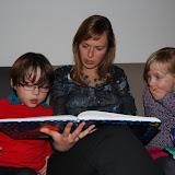 Mama leest voor