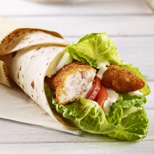 Chicken Fillet Wrap