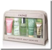 Caudalie Travel Skincare Set